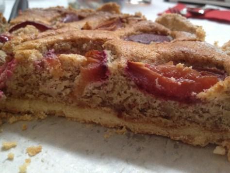 IMG_5078 Mandel-Zwetschgenkuchen
