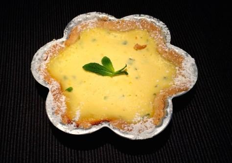Fla de Ibiza – Kaesekuchen mit Mascarpone Ricotta - Zitrone und Minze IMG_7968