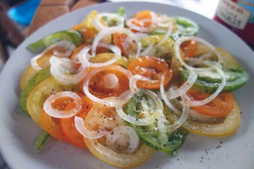 recept met oude tomatensoorten