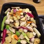 ovenschotel Aardappel prei raap radijs schorseneer recept