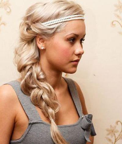 Haarband Frisuren Offen Drawing Apem