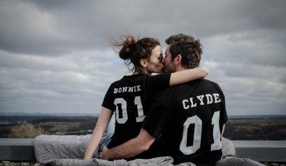 Bonnie Clyde Couple Challenge Paar