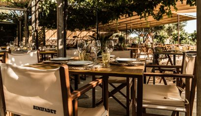 Weingut Binifadet Menorca Restaurant