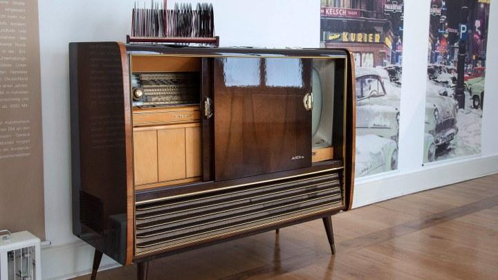 Nicht nur in Wolfenbütteler Wohnzimmern wurde nach Musik aus Kuba-Tonmöbeln getanzt. © Stephanie Angel, Stadt Wolfenbüttel
