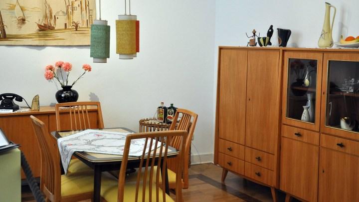 Die Wohnzimmermöbel werden heller und luftiger. © Stephanie Angel, Stadt Wolfenbüttel