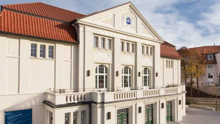 DAs lessingtheater in Wolfenbüttel