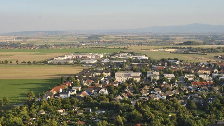 Wolfenbüttel von oben