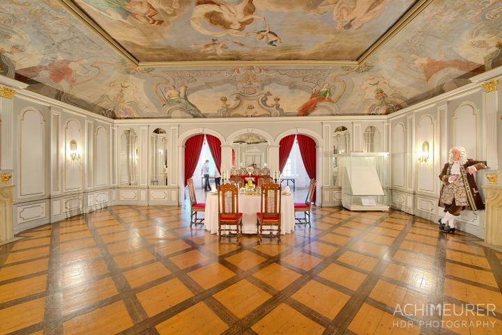Venussaal Schloss von Wolfenbüttel