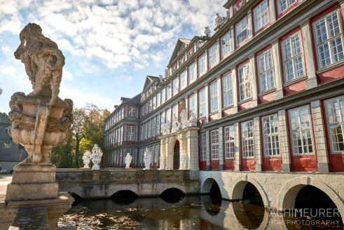 Das Schloss in Wolfenbüttel