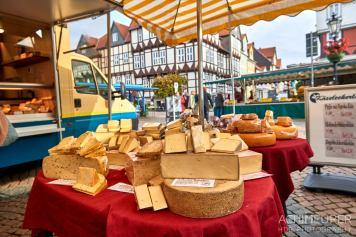 Wochenmarkt in Wolfenbüttel