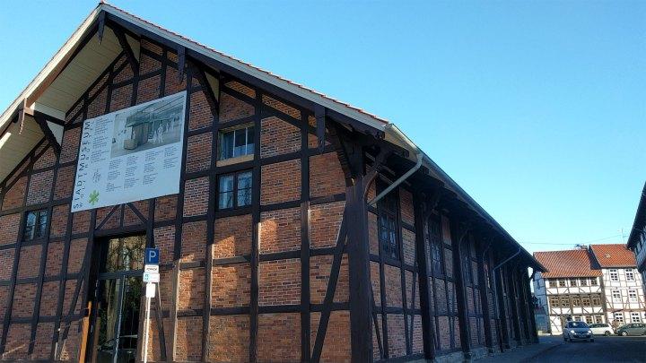 Jahnturnhalle in Wolfenbüttel