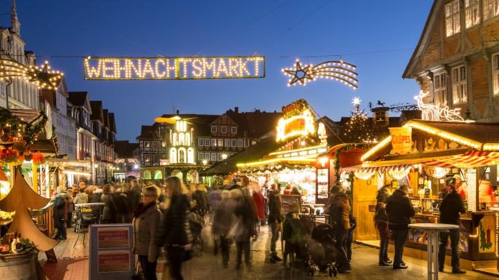 Wolfenbütteler Weihnachtsmarkt
