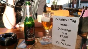 Schlossschänke: Schnitzel Tag