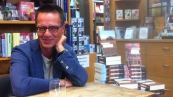 Arne Dessaul bei Bücher Behr©Dagmar Steffenhagen, Stadt Wolfenbüttel