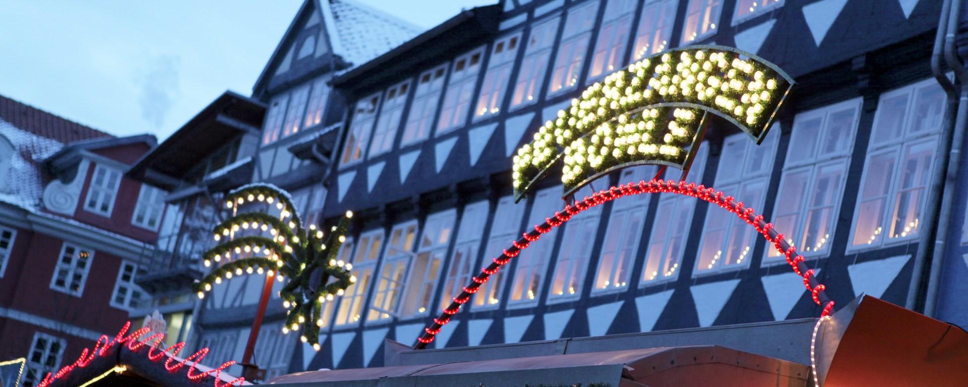 Feuerzangenbowle auf dem Weihnachtsmarkt
