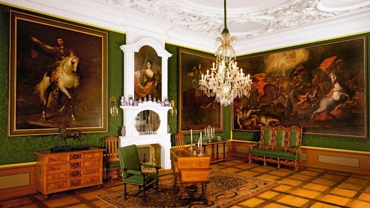 Antichambre Schloss Wolfenbüttel