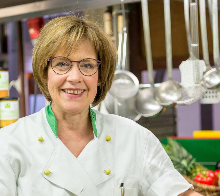 Susanne Röder vom Gourmetmarkt Röber.