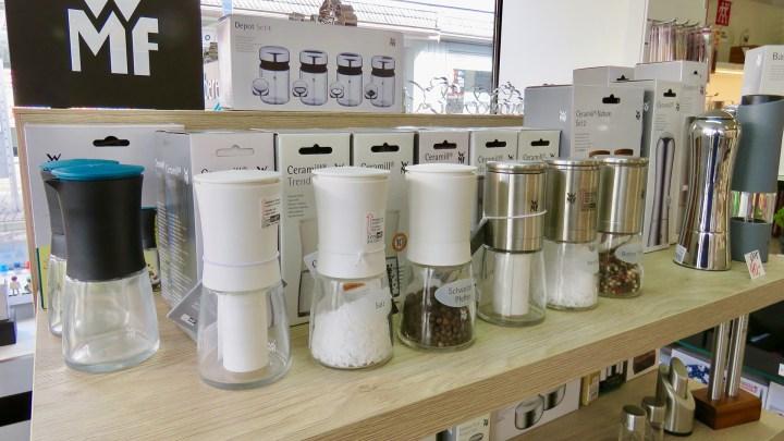 WMF Produkte gibt es auch in Wolfenbüttel.