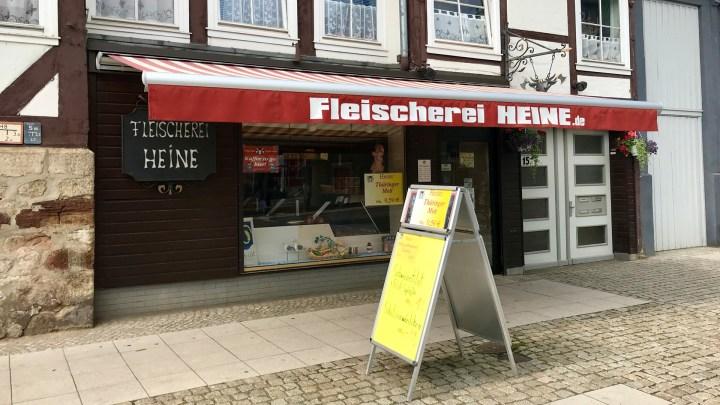 Ein unscheinbarer Laden auf dem Kornmarkt mit viel Geschichte und einem sympathischen Besitzer…