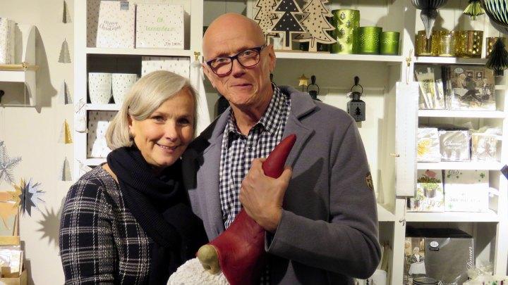 Christiane und Uwe Thomas.