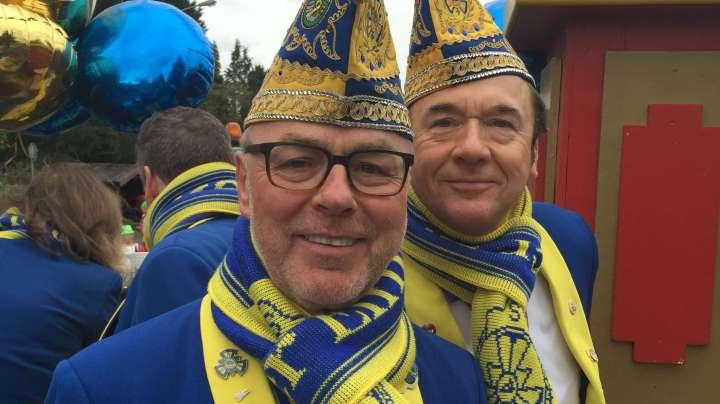 Harald Borm ist Rheinischer Karnevalsaktiver.
