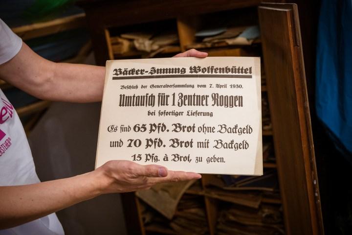 Geschichte der Wolfenbütteler Bäcker