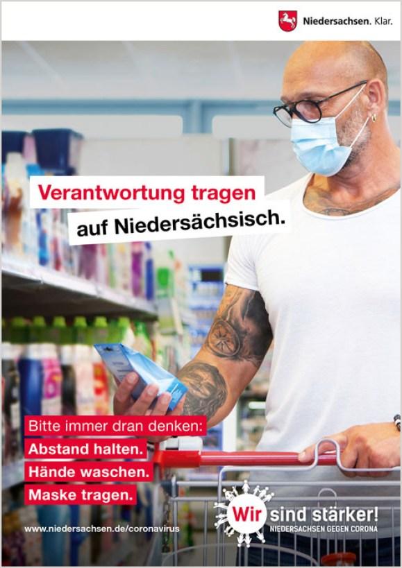 Niedersachsen - WIR sind stärker!