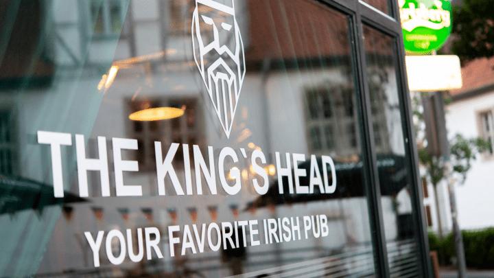 Irisch in Wolfenbüttel: Das King's Head. © Denver Künzer