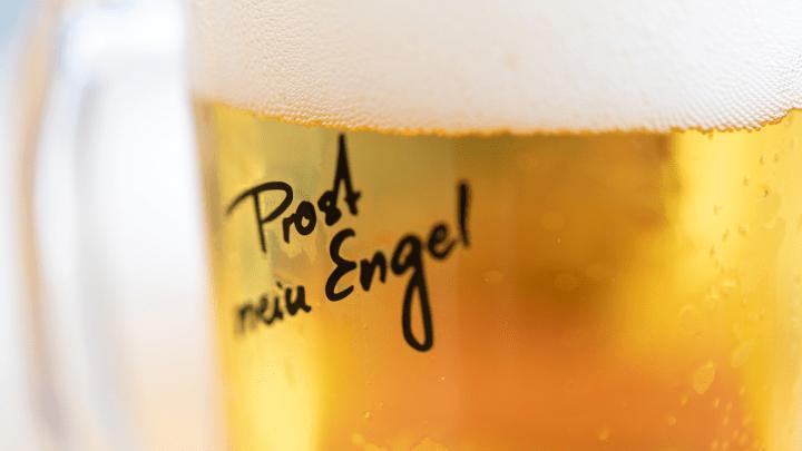 Fränkische Bierspezialität im Bayrischen Hof. © Denver Künzer