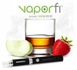 vaporfi eliquids - choose levels of nicotine