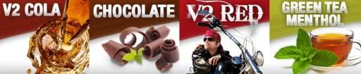 Best V2 Cartridge Flavors