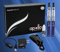 Apollo Superior Ego One of the Best for a Wide Range of Quality ECigs, Vaporizers and Tanks
