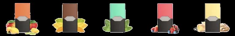 JUUL ecig flavor pods on ecigarettenews.net