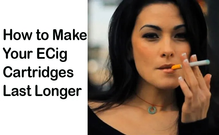 How to make your ecigarette cartridges last longer - featured image