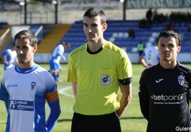 Montero de Lerma, árbitro del Écija – Cartagena
