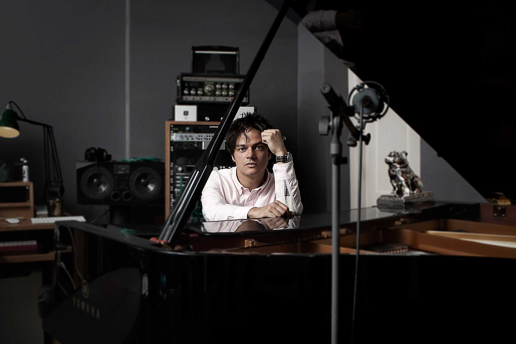 Jamie Cullum S Interlude Is A Jazz History Lesson