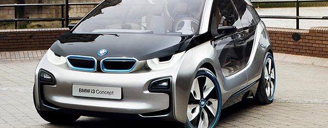 BMW-Elektroauto i3, Quelle: Irish Typepad/flickr.com