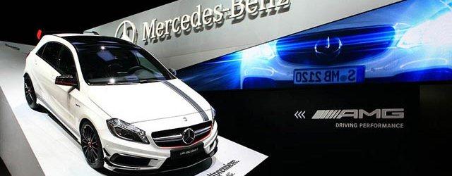 Mercedes A-Klasse AMG, Genfer Autosalon 2013, Quelle: Dd/flickr.com