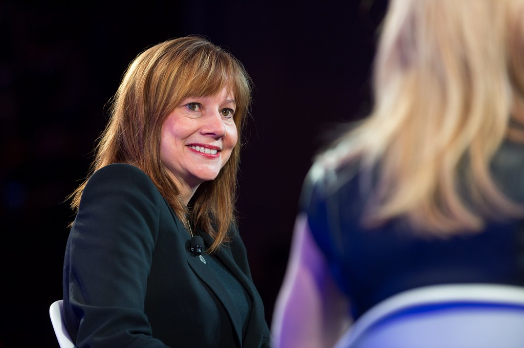 Mary Barra, CEO von General Motors / Foto: Fortune Live Media/flickr.com