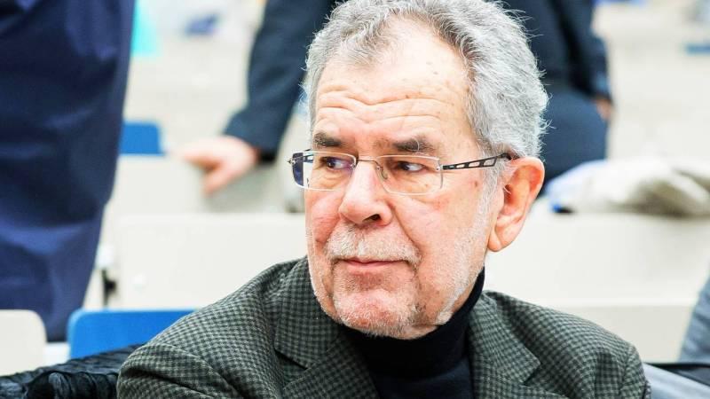 Alexander Van der Bellen, Österreichs designierter Bundespräsident, bei einer Veranstaltung der Universität Wien im Jahr 2013.