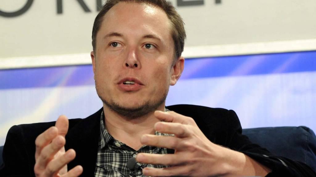 Elon Musk, Chef des Elektroauto-Herstellers Tesla Motors