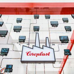 Coroplast-Kabel in einer Installation, Foto: Coroplast-Website, Link zur Quelle https://www.coroplast.de/detail/digitale-transformation-bei-coroplast/