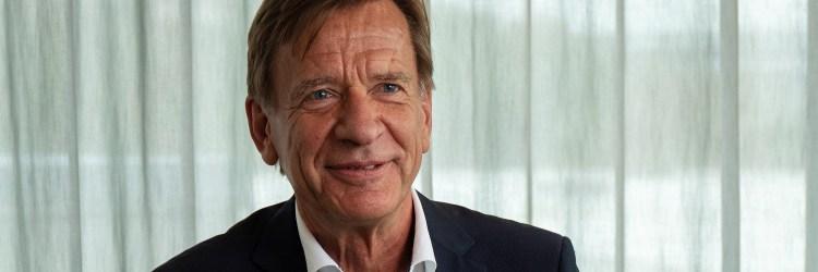 Abbildung von Håkan Samuelsson, CEO Volvo Cars, Copyright: Volvo Car Group, Corporate Communications, SE-405 31 Gothenburg