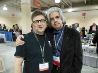 Richard Peabody and Michael Martone