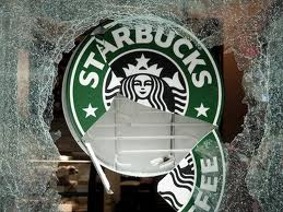 starbucks window