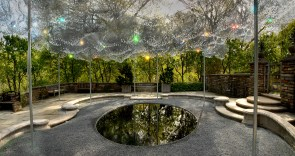 Cloud Terrace | Photograph from Dumbarton Oaks
