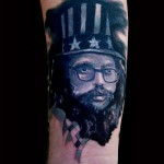 ginsberg tattoo 2