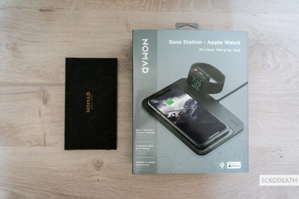 Nomad - Base Station Apple Watch Edition unboxing-1-min
