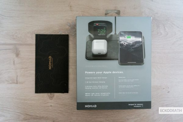 Nomad - Base Station Apple Watch Edition unboxing-2-min