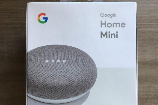 Google Home mini unboxing4-min